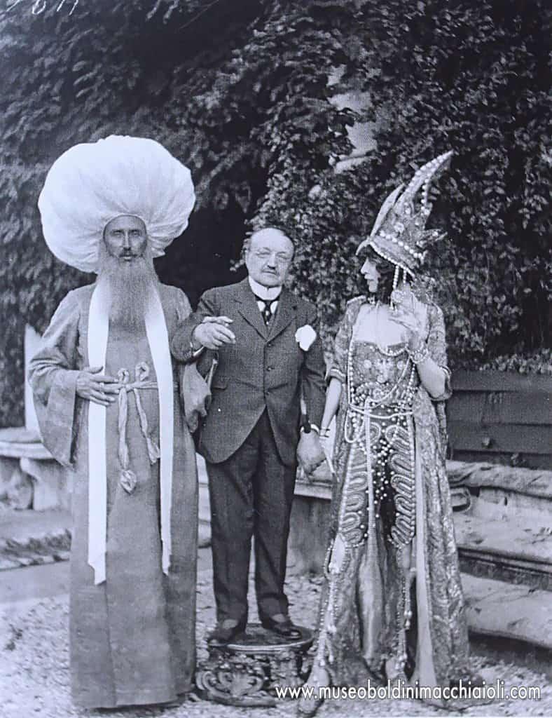 Giovanni Boldini e la marchesa Casati