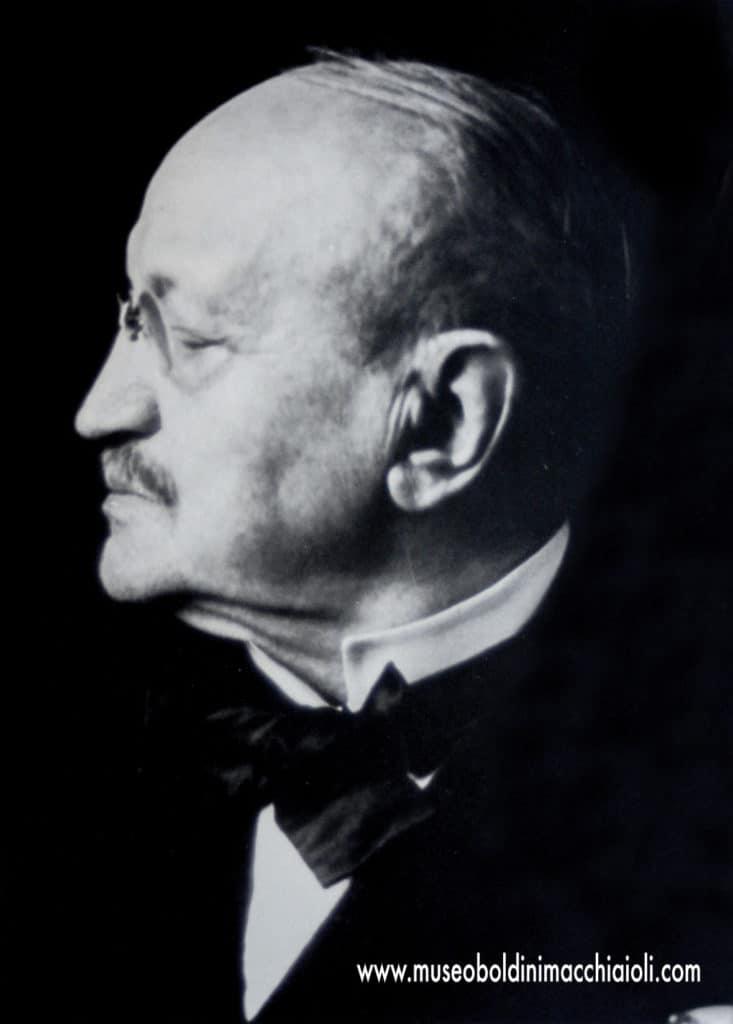 Giovanni Boldini in età senile