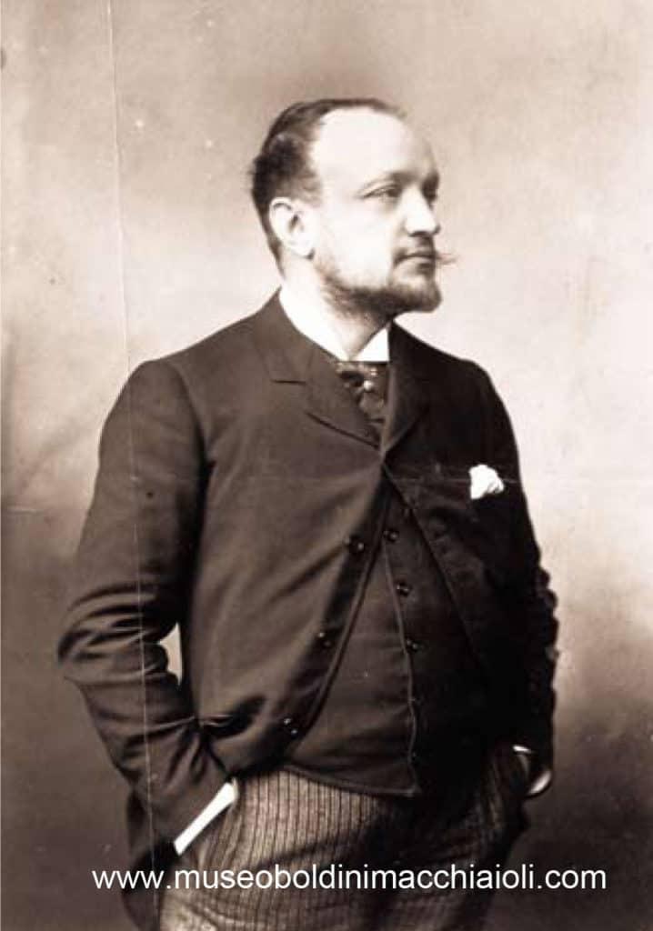 Giovanni Boldini pittore