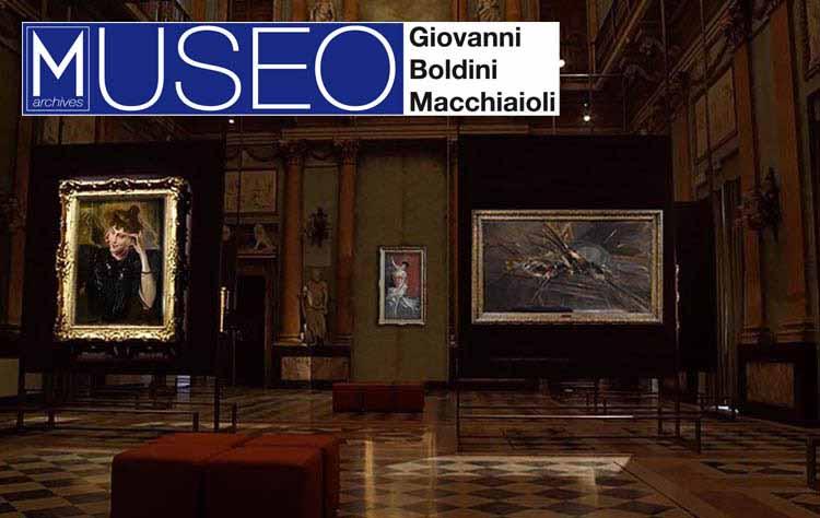 Museo archives Giovanni Boldini Macchiaioli