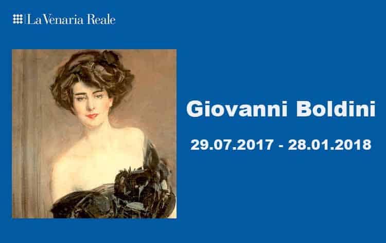 Giovanni Boldini, La Venaria Reale