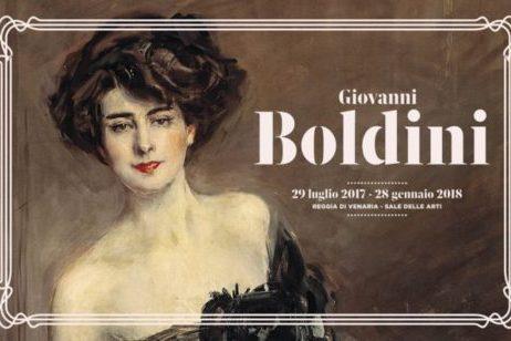 Giovanni Boldini. Reggia di Venaria. 29 luglio - 28 gennario 2018