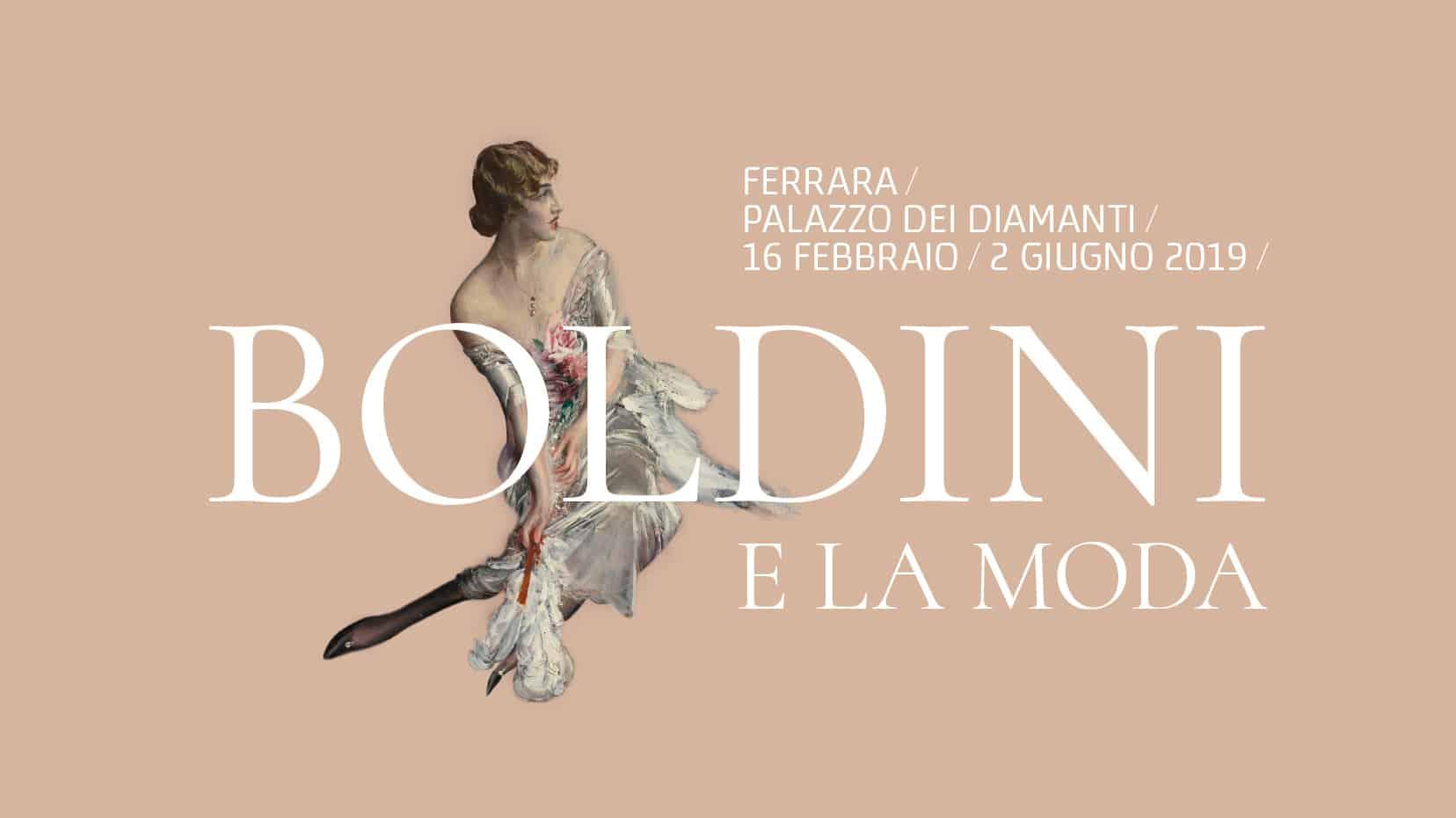 Boldinini e la moda. Nuova mostra a Ferrara, a Palazzo dei Diamanti